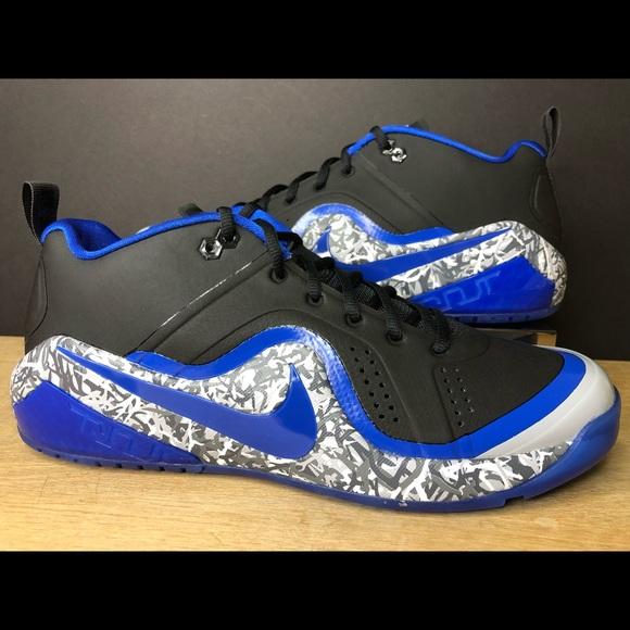008eefe3083b6 Nike Zoom Trout 4 Turf TF Baseball Blue. M_5caeee3115281280c4c992ed